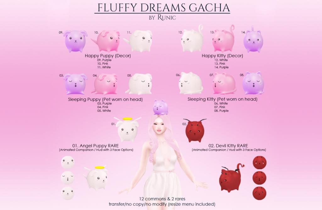 Have Dream ultra cute models